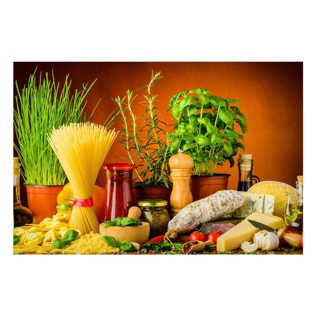Produktfoto Magnettafel - Italienische Küche -...