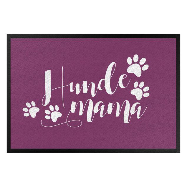 Produktfoto Fußmatte - Hundemama