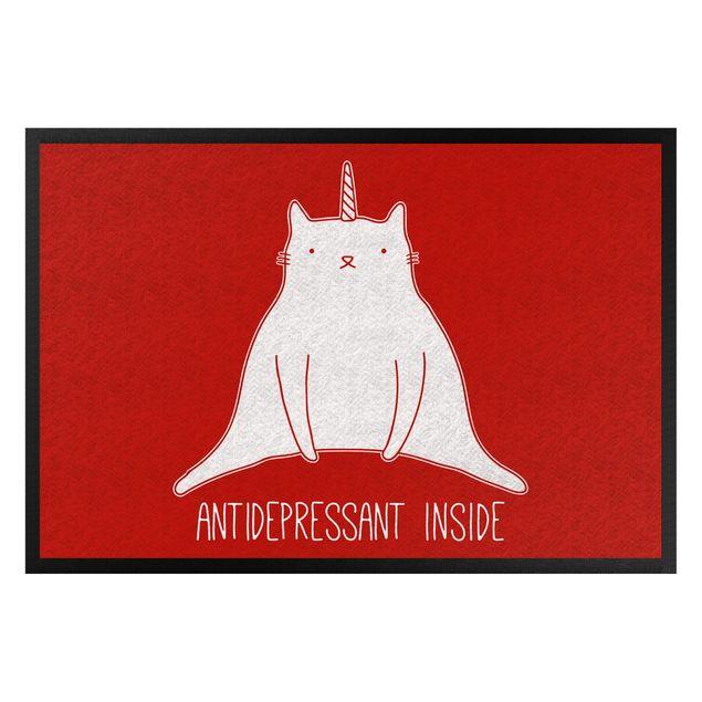 Produktfoto Fußmatte - Antidepressant Inside