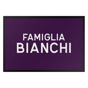 Immagine del prodotto Zerbino - Famiglia Nome Personalizzato