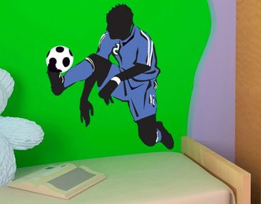 Produktfoto Wall Decal no.UL616 Soccer Ball Control