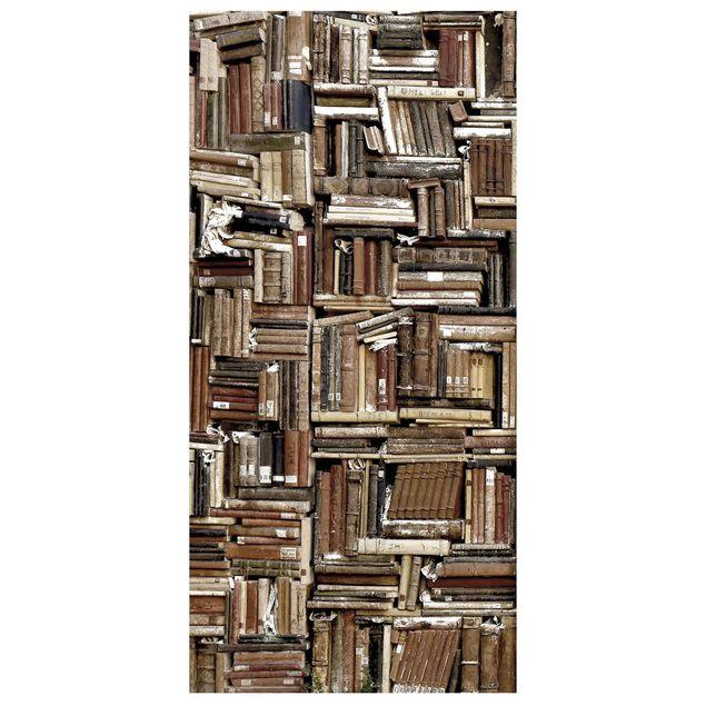 Produktfoto Raumteiler - Shabby Bücherwand - 250x120cm