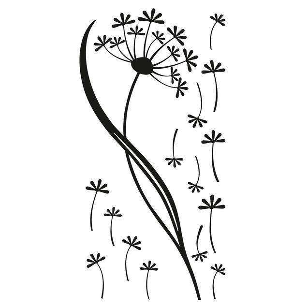 Produktfoto Wandtattoo Floral - Vom Winde verweht
