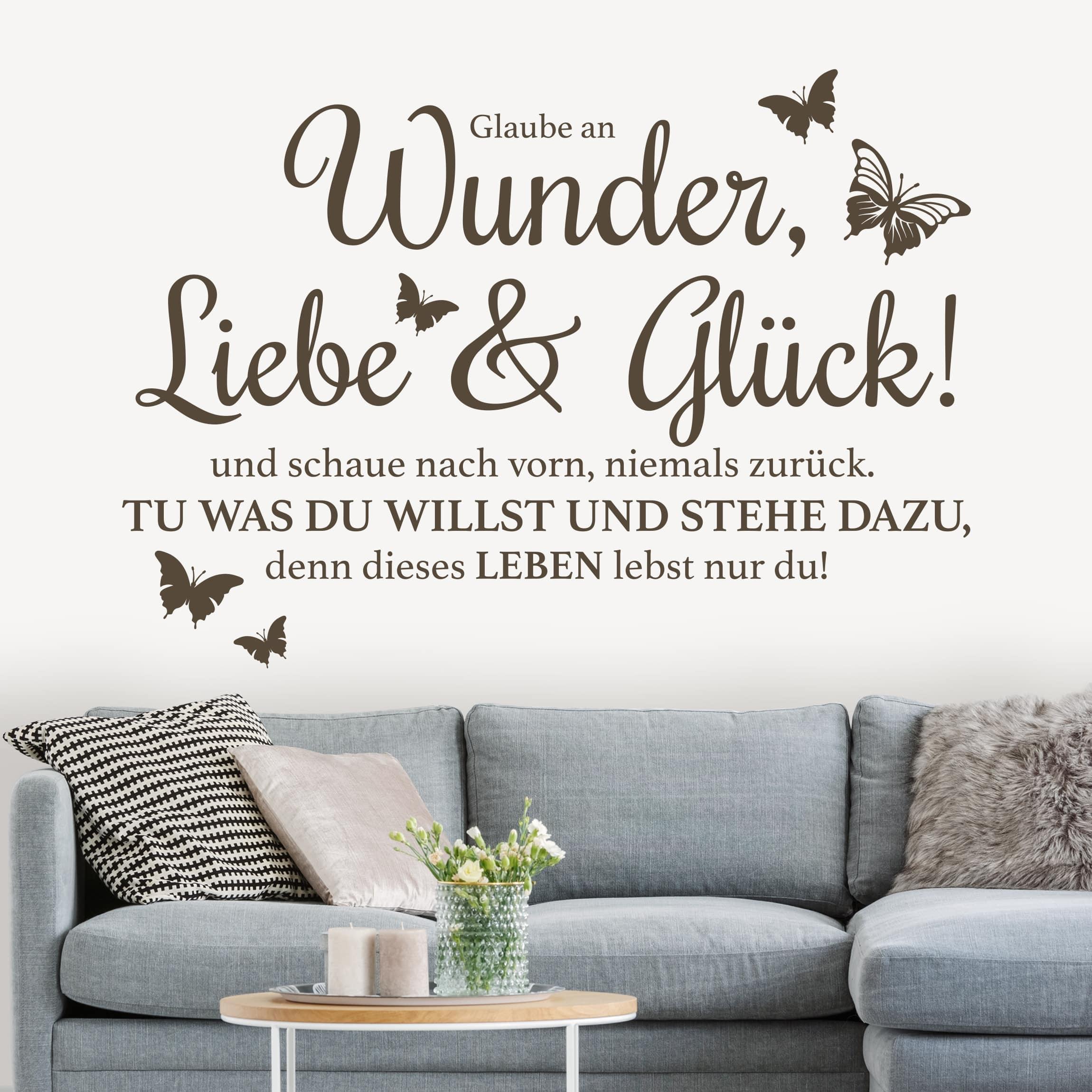 WANDTATTOO SPRUCH Katzen Engel wahre Liebe Sticker ...