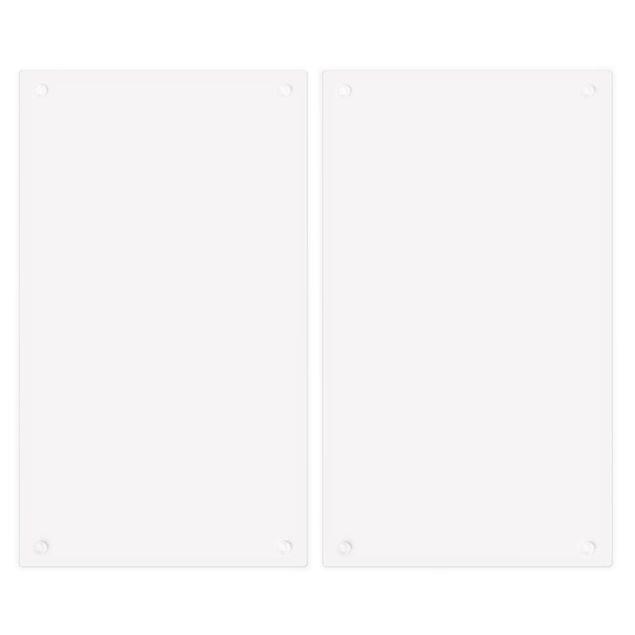 Produktfoto Herdabdeckplatte Glas - Orchidee - 52x60cm, Unterseite, Artikelnummer 227785-FB
