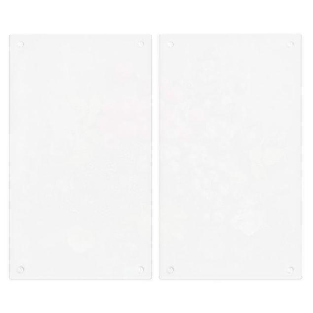 Produktfoto Herdabdeckplatte Glas - Beerenmischung mit Eiswürfeln Holz - 52x60cm, Unterseite, Artikelnummer 227902-FB