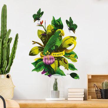 Immagine del prodotto Adesivo murale - Frida Kahlo - Bonito