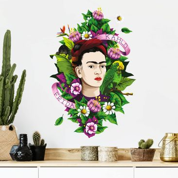 Product picture Wall Sticker - Frida Kahlo - Frida,...