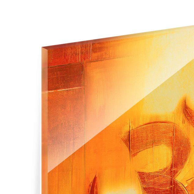 Produktfoto Glasbild - Petra Schüßler - Pemas Om - Quadrat 1:1