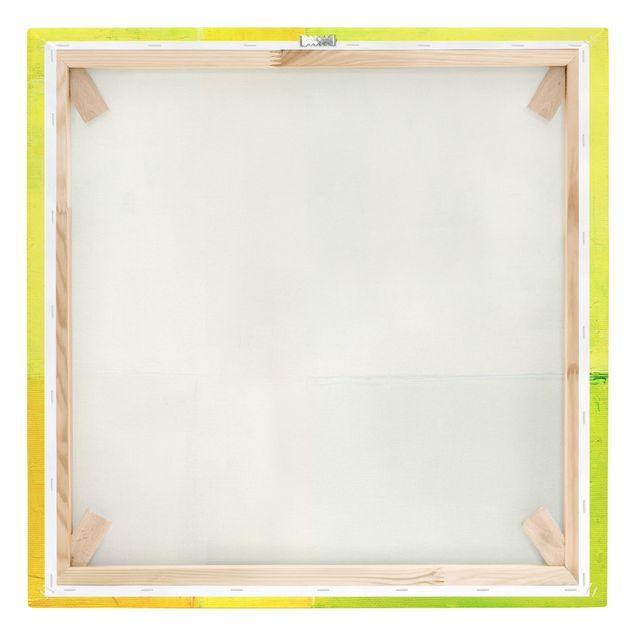 Produktfoto Leinwandbild - Petra Schüßler - Frühlings Komposition 01 - Quadrat 1:1