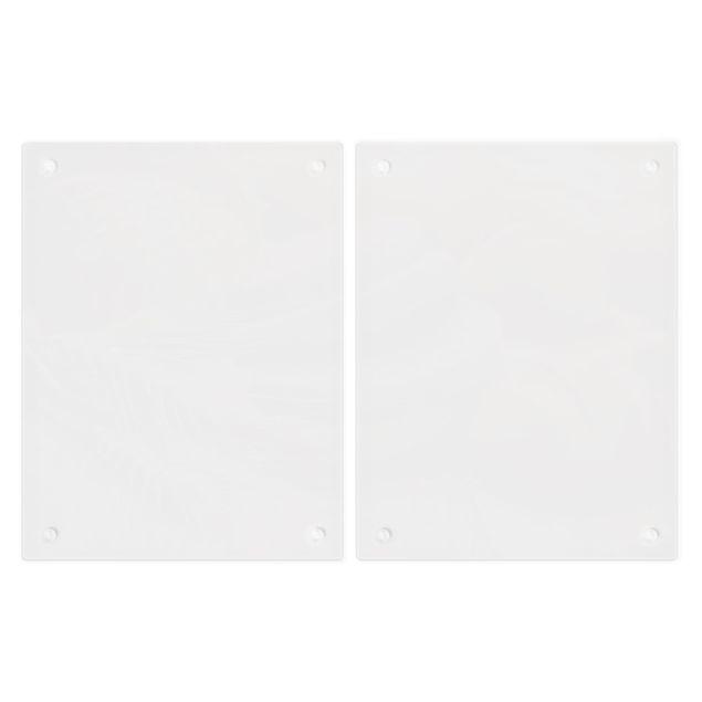Produktfoto Herdabdeckplatte Glas - Brotzeit - 52x80cm, Unterseite, Artikelnummer -FB