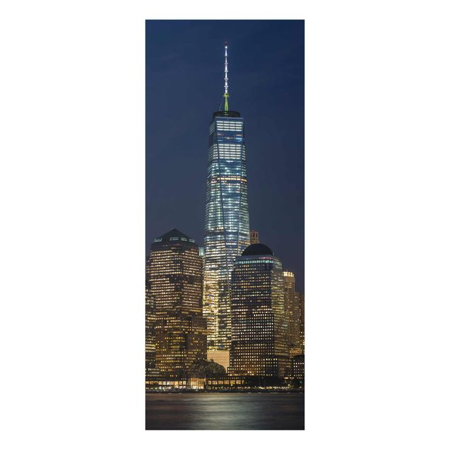 Produktfoto Glasbild - One World Trade Center - Panel