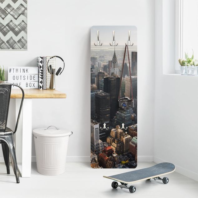 Produktfoto Garderobe - Vom Empire State Building Upper Manhattan NY