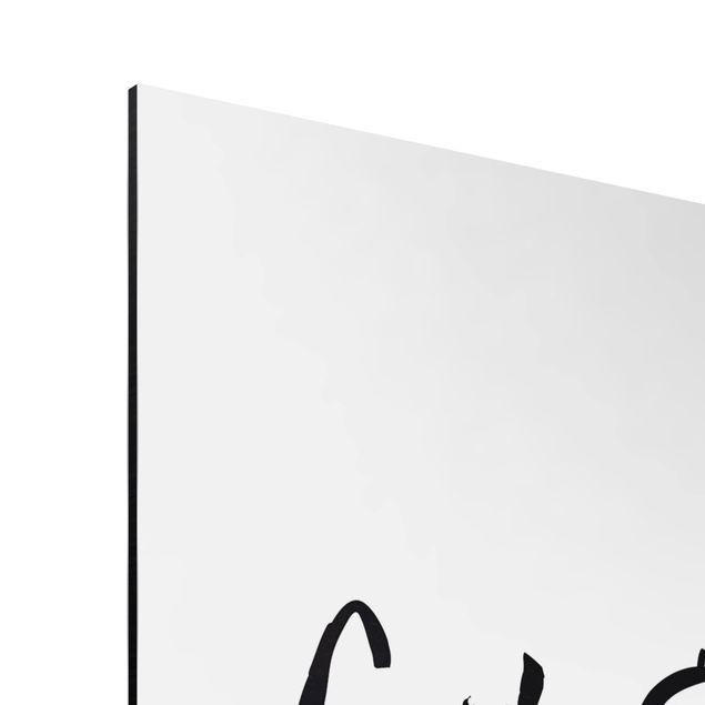 Immagine del prodotto Stampa su alluminio - Cats And Wine Make Everything Fine - Verticale 4:3