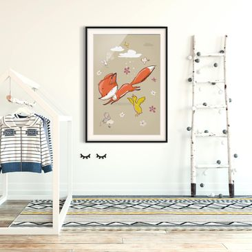 Product picture Framed print - Come On Let'S Play -...