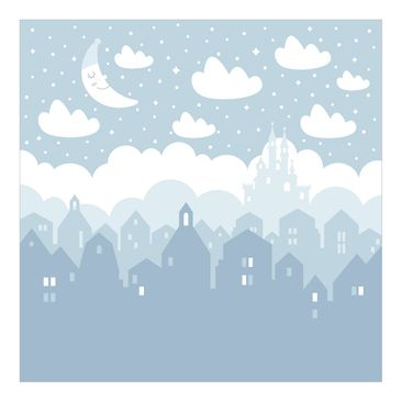 Product picture Photo Wall Mural - Starry Sky With...