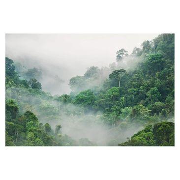 Immagine del prodotto Carta da parati paesaggio - Giungla nella nebbia