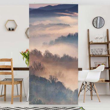 Immagine del prodotto Tenda a pannello - Fog At Sunset - 250x120cm