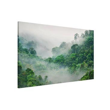Immagine del prodotto Lavagna magnetica - Jungle In The Fog - Formato orizzontale 3:2
