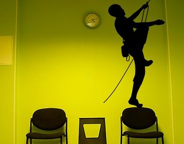 Product picture Wall Decal no.446 Climber