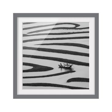 Product picture Framed print - Beauty Of Simple Life -...