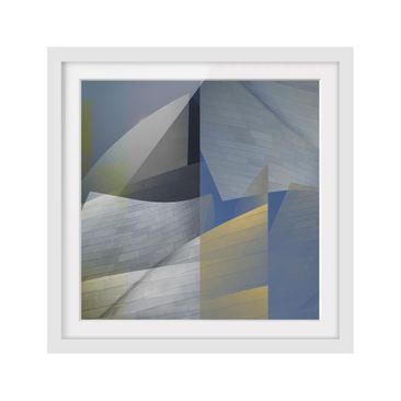 Product picture Framed print - Geary 3 - Square Format...