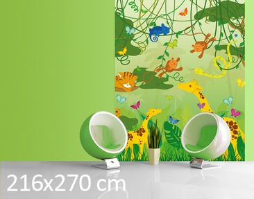 Product picture Photo Wall Mural no.IS87 Jungle...