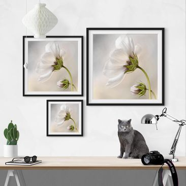Product picture Framed print - Heavenly Blossom Dream -...