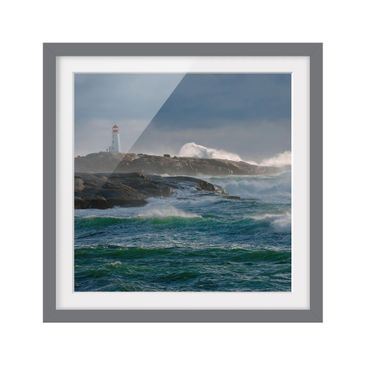 Product picture Framed print - In The Shelter Of The...