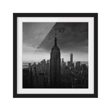 Product picture Framed print - New York Rockefeller View...