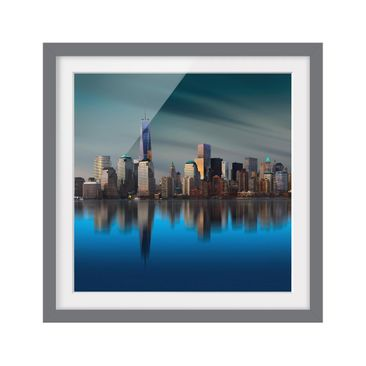 Product picture Framed print - New York World Trade...