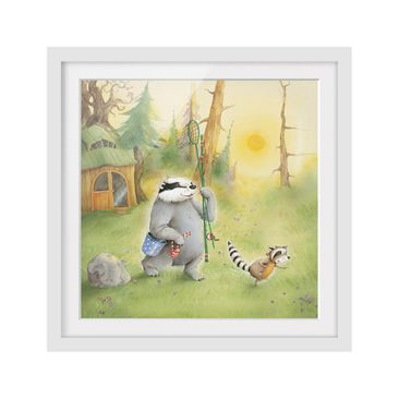 Product picture Framed print - Vasily And Sibelius...
