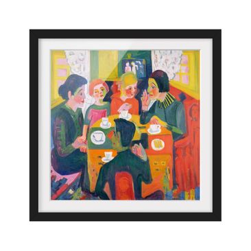Product picture Framed print - Ernst Ludwig Kirchner -...