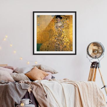 Product picture Framed print - Gustav Klimt - Portrait...