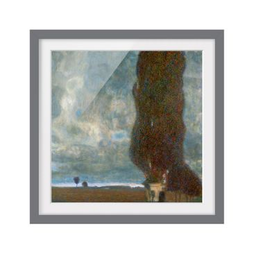 Product picture Framed print - Gustav Klimt - The Great...
