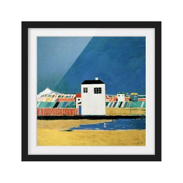 Product picture Framed print - Kasimir Malevich -...