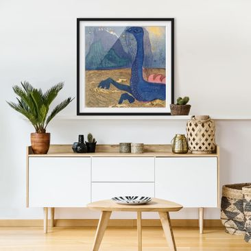 Product picture Framed print - Wassily Kandinsky - Luna...