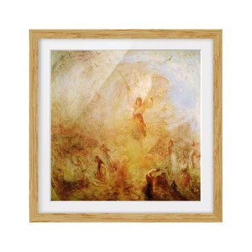 Product picture Framed print - William Turner - Angel In...