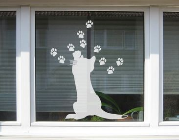 Produktfoto Window Sticker no.UL631 Little Cat
