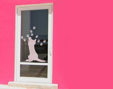 Product picture Window Sticker no.UL631 Little Cat