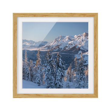 Product picture Framed print - Leogangian Stony...