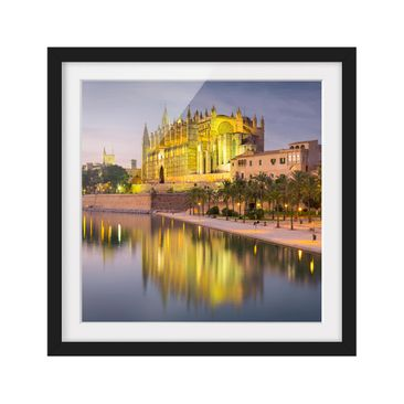 Product picture Framed print - Catedral De Mallorca...