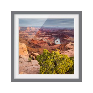 Product picture Framed print - Dead Horse Point...