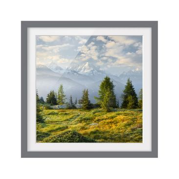 Product picture Framed print - Émosson Wallis...