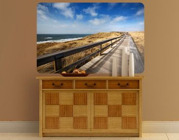Product picture Wall Mural North Sea Promenade