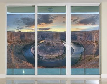 Produktfoto Window Mural Colorado River Glen Canyon