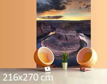 Product picture Photo Wall Mural Colorado River Glen...