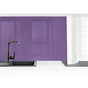 Product picture Self-adhesive splashback - Lilac