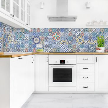 Product picture Self-adhesive splashback - Backsplash -...