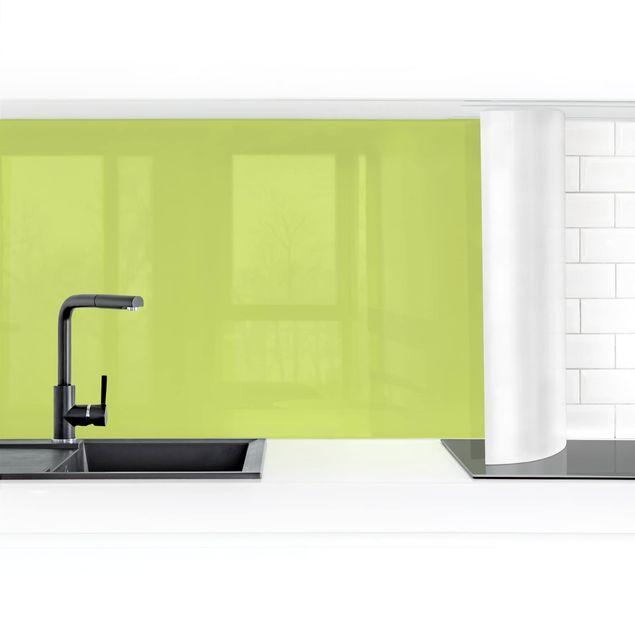Produktfoto Küchenrückwand - Frühlingsgrün selbstklebend mit hochglänzender Oberfläche Artikelnummer 232340-FV